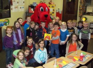 Clifford's surprise visit