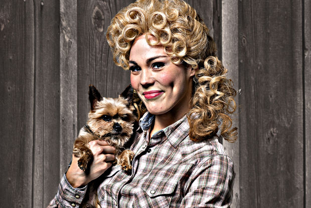 "Meet Elly May and Jethro from the ""Beverly Hillbillies, The Musical"" Saturday"