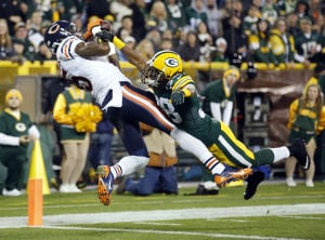 Gallery: Chicago Bears at Green Bay Packers