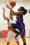 DAC Girls Basketball Lake Central vs Merrillville