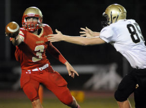 Andrean remains undefeated with crushing win over Griffith