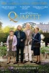 &quot;Quartet&quot; Starring Maggie Smith and Directed by Dustin Hoffman