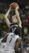 No. 17 Kentucky downs No. 23 Notre Dame men's basketball team