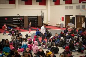Lansing school celebrates renovations, expansion