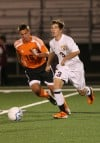LaPorte's Zach McCoy and Chesterton's Kody Lobsiger