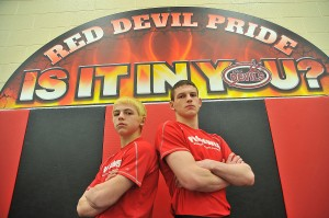 Hughes brothers each ranked, undefeated for Lowell