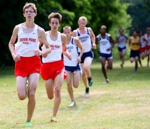 Crown Point boys win Rich Dust Invitational