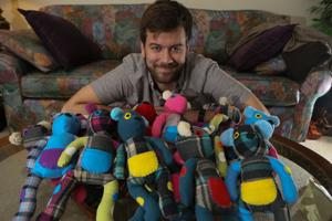 VU grads' company brings teddy bears, comfort to refugee children