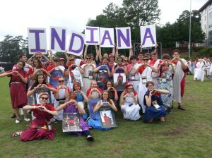 CPHS students and grads play big role at national convention