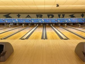 Best Bowling Alley: Stardust Bowl