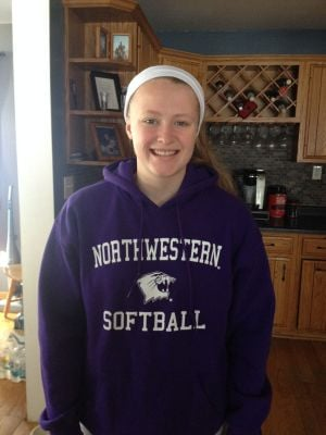 Indiana Prep Notes: K.V.'s Dunlap picks Northwestern for softball