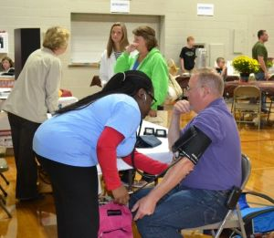 Family Health Fair serves up screenings and information