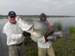 World-traveling fisherman returns from Nile River adventure