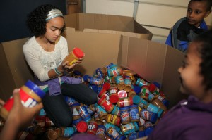 Hunger Action Month programs help local families in need