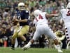 Rees leads No. 14 Irish to win over Temple