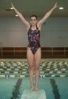 Valparaiso diver Khalela El-Naggar adusts to new role