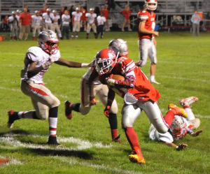 Gallery: Bremen at T.F. South football