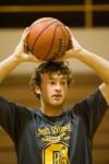 Zack Novak basketball camp