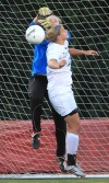 Homewood-Flossmoor goalkeeper Kim Boehm