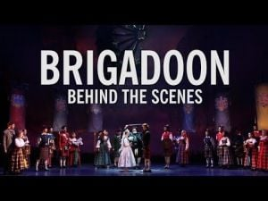 "Goodman Theatre's ""Brigadoon"" 