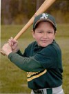 Lowell's Eric Antczhak, 9, has big dreams at a young age