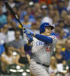 Rizzo helps Cubs beat Brewers