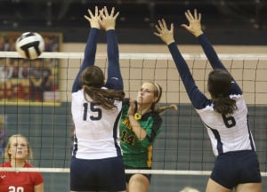 Bishop Noll's Cappello plays through loss