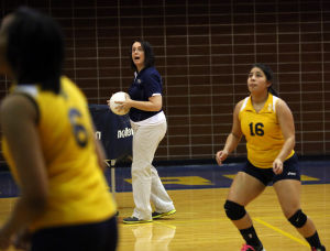 Arlene Ramos coming back to coach volleyball at St. Francis de Sales