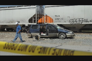 Video - Lawsuit filed over train-minivan wreck