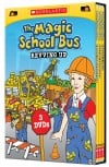 """The Magic School Bus Revving Up"" DVD Set"