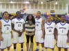 T.F. North boys basketball senior night