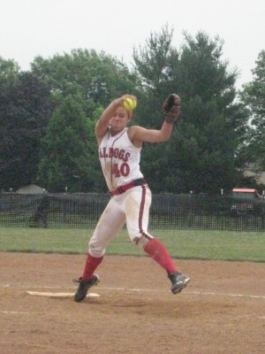 Crown Point's Elish verbally commits to play softball at Oregon