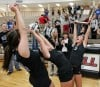 Lake Central volleyball players look to postseason