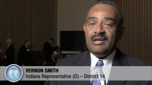 Rep. Vernon Smith discusses goals for term