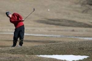 Lake Central's Meneghetti ready to step up to No. 1 golfer role