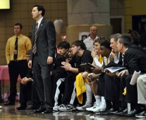 Newcomers dazzle in VU men's basketball victory