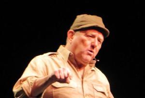 Ernie Pyle comes alive at Sinai Forum