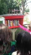 Local Boy Scout brings Little Free Libraries to Homewood-Flossmoor parks