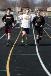Chesterton 3,200 relay team
