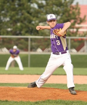 Hobart hurler Brandon Murray picks South Carolina for baseball
