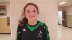 Anne Clark, Valparaiso volleyball