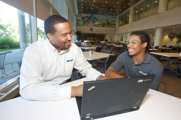 Mentoring Students: NIPSCO program helps prepare students for future