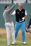 British Open Golf bet