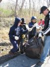 East Side Scouts clean up around Wolf Lake