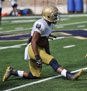 CB Riggs' role expands after Notre Dame probe