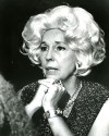 Psychic Irene Hughs in September 1975