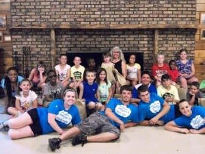 Crete campers learn crime scene investigation with state police