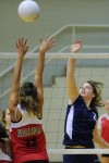 Calumet battles to gritty girls volleyball win over Noll