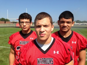 Fowler brothers give spark to Calumet football squad