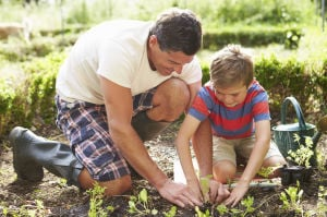 From where to table?: Teaching your kids where food comes from